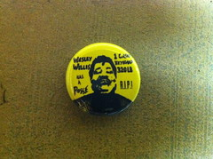 (theres no way home) Tags: pin rip style button shepardfairey wesleywillis recordtime rosevillemichigan purchasedat