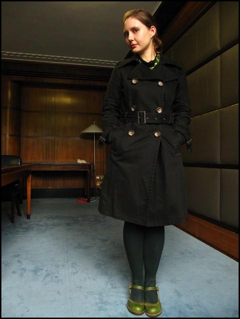 21.9.10: black coat