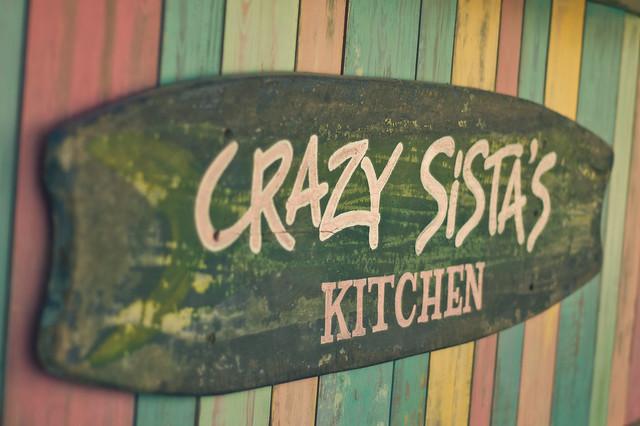"""""""Crazy Sista's Kitchen"""""""