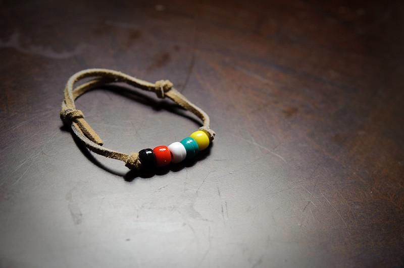 Day 355- Salvation Bracelet