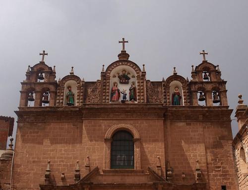 Plaza de Armas - Jesús, José y María (1)