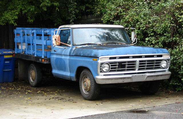 ford truck work nc north carolina 1977 1973 f250