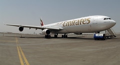 Emirates A340 300