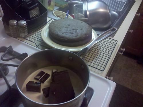 #25-Schokolade-Rum-Torte