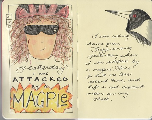 36-2010 // magpie madness