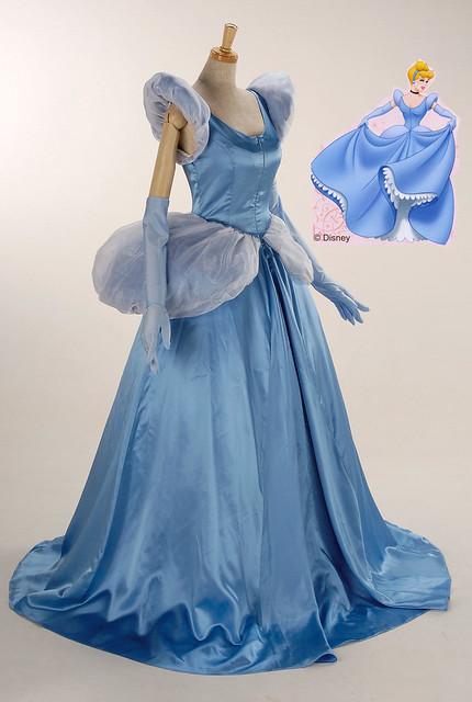 Japanese Dress Pattern Cinderella (1)