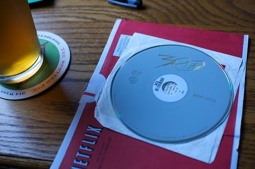 Generic Netflix DVD