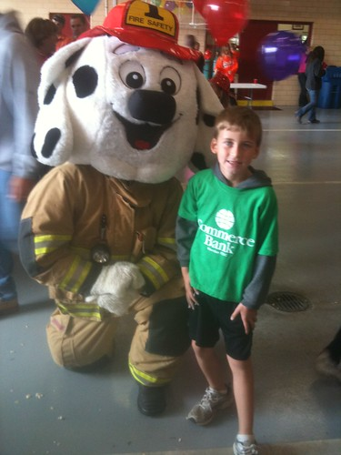 Fire dept open house