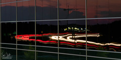 IMG_3149_edit.jpg (Seth Christie) Tags: longexposure sunset reflection building cars glass architecture lights orlando construction long exposure florida crane streaks maitland