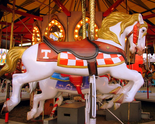 2010 Lincoln Co. Fair: UT Vols Carousel