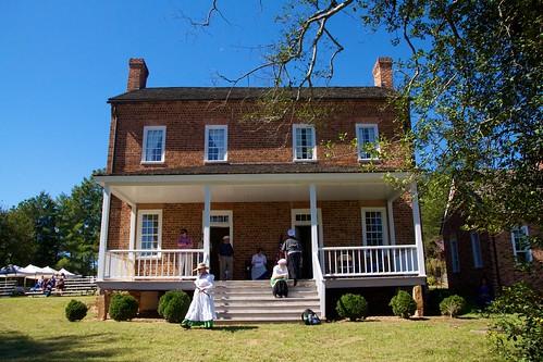McDowell House-Overmountain Men  1606
