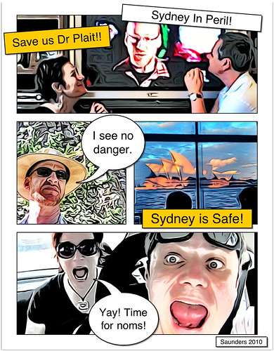 #1 Sydney in Peril!