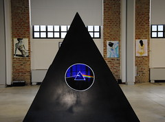 The Dark Side of the Moon (Rossella De Amici) Tags: mostra pink milan milano exposition floyd fabbricadelvapore stormthorgerson greatphotographers archeologiaindustriale thedarksideofthemoon estremit