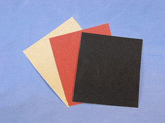 Sandpaper Types