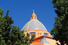 Cpula (monchor1) Tags: sky church mxico arboles cross iglesia cybershot cruz cielo r1 cupula croix guerrero ramn cpula religin moncho iguala dscr1 cupule monchor1 sanfrancsco sanfrancscodeass
