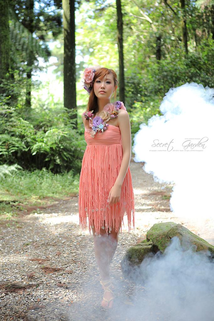 【Secret Garden】