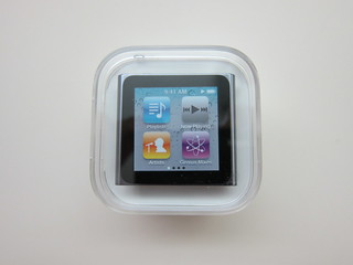 Apple iPod Nano 16GB (6th Generation)