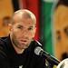 Zidane at adidas stand WSDE