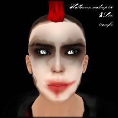 A:S:S - Halloween makeup - 06