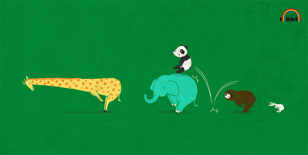 Funny-Doodle-T-shirt-Designs-By-Lim-Heng-Swee