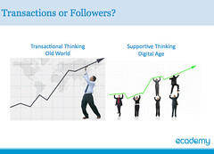 Transactions or Followers