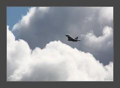 RAF Typhoon FGR4 - DM/ZJ923, Leuchars Airshow (Shandchem) Tags: scotland fife typhoon raf leucharsairshow fgr4dmzj923