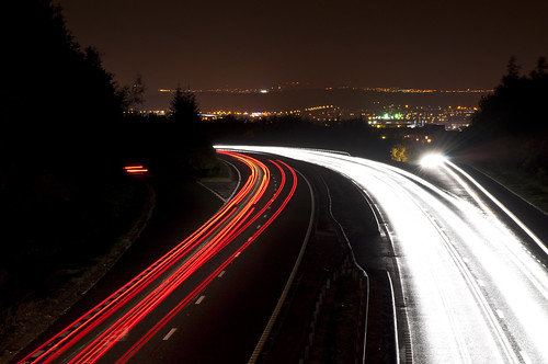 Light Trails and Light Pollution