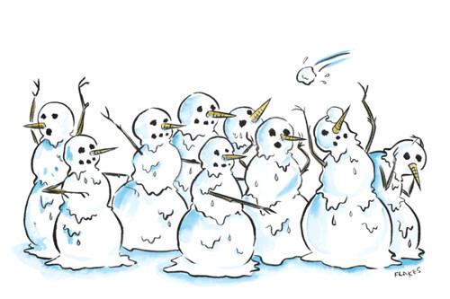 snowperson-attack