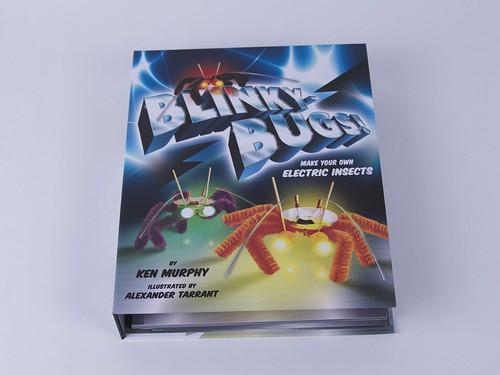 Blinky Bugs Book
