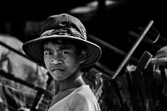 Kampuchea - The Untold Story #3 (Mio Cade) Tags: old boy movie soldier kid fight war cambodia gun vietnamese cambodian child year story 12 phnom sacrifice penh kampuchea sombat so