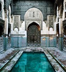 Old pool (edwindejongh) Tags: superaplus aplusphoto marokko2008