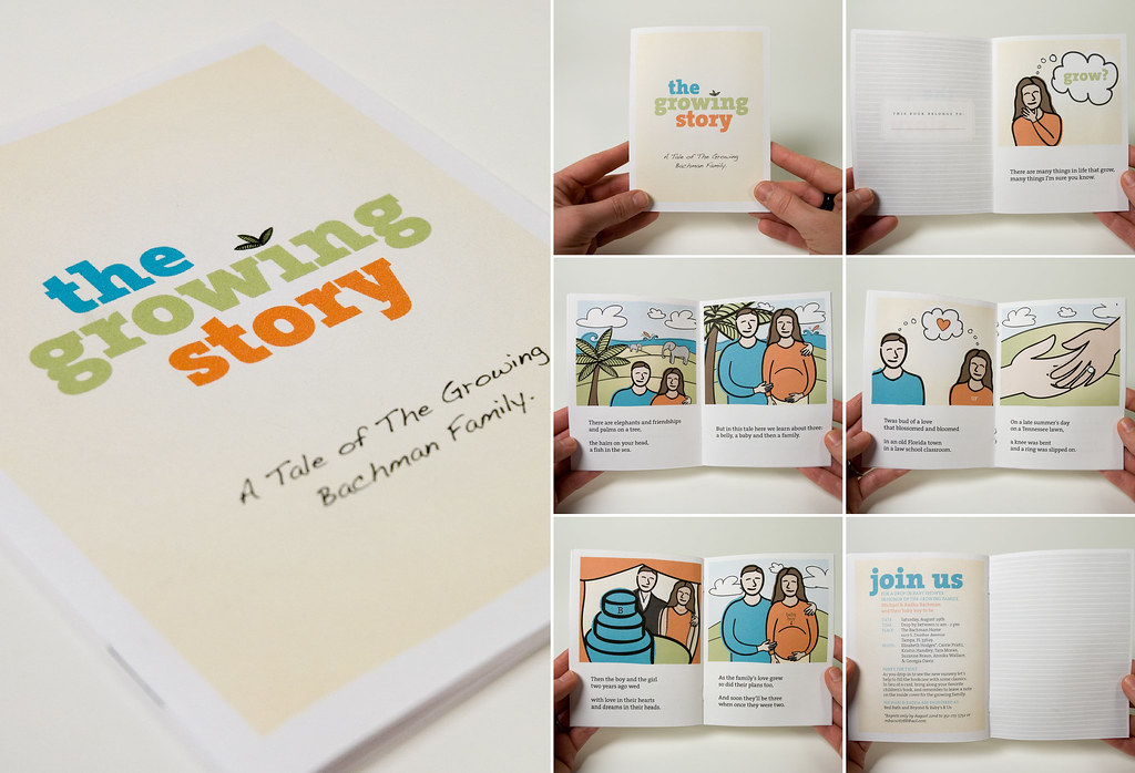 Growing Story Invite
