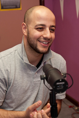 Maher Zain And His Wife