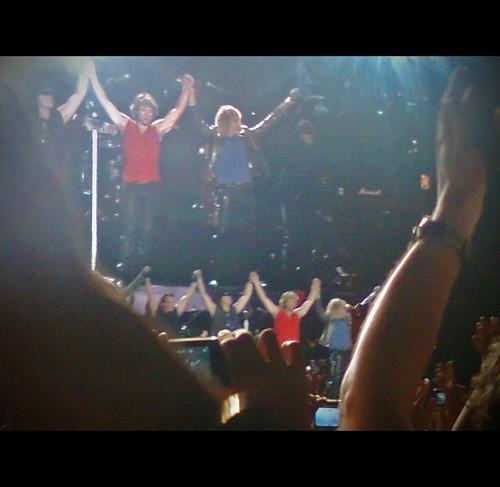 Show Bon Jovi 2010