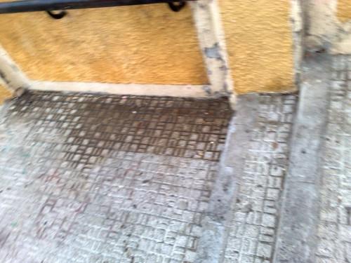 Escalera Hermanos Peñuelas - acceso a la Salle 2