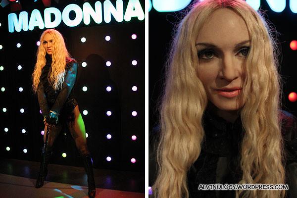 Queen of Pop - Madonna