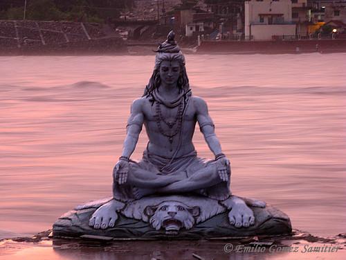 rishikesh - parmarth niketan - shiva