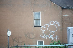 10 foot (datachump) Tags: uk london graffiti trackside 10foot