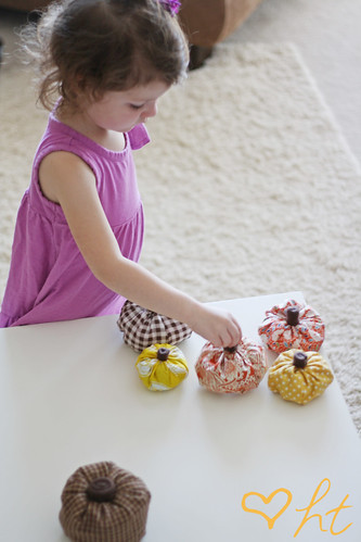 Playful Pumpkins DIY | happy together