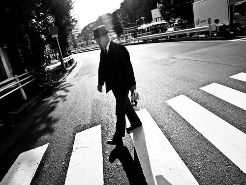 Yagirasaki crossing
