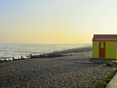 Whitstable beach this morning (Justine Gordon) Tags: beach whitstable 42365