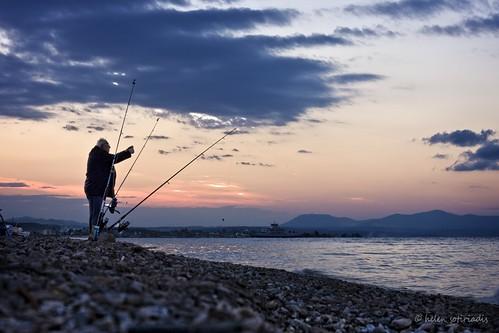fisherman at oropos