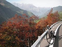 Herbst am Klausenpass