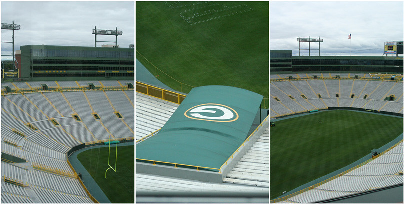 Lambeau Field Tour