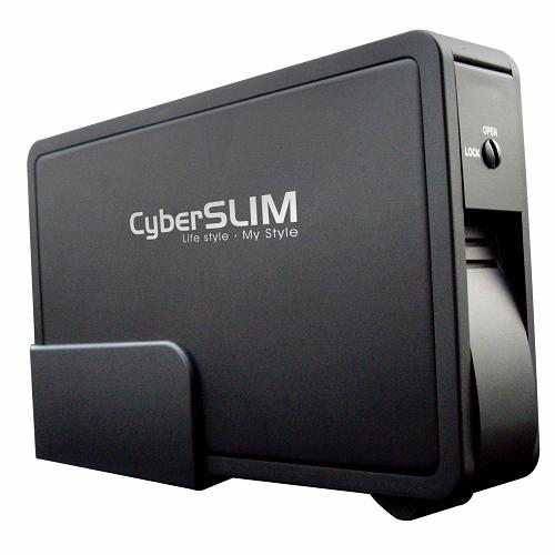 CyberSLIM S80 3.5硬碟eSATA外接盒