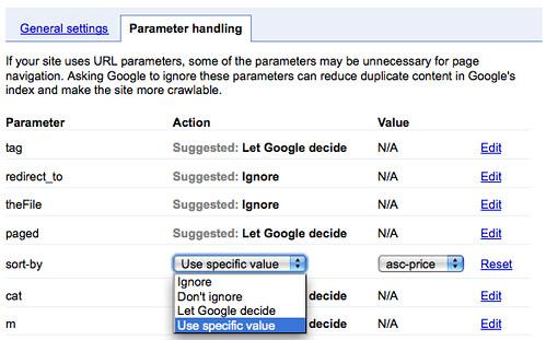 parameter-handling