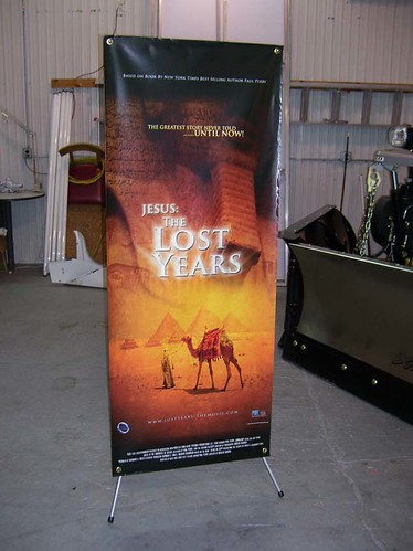lost years banner