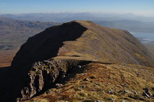 Beinn Bhan southern ridge