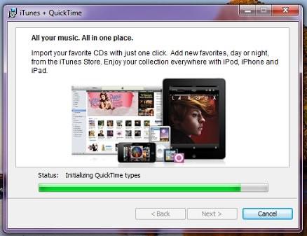 P1-Install iTunes_Windows