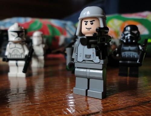 Exército de Legos